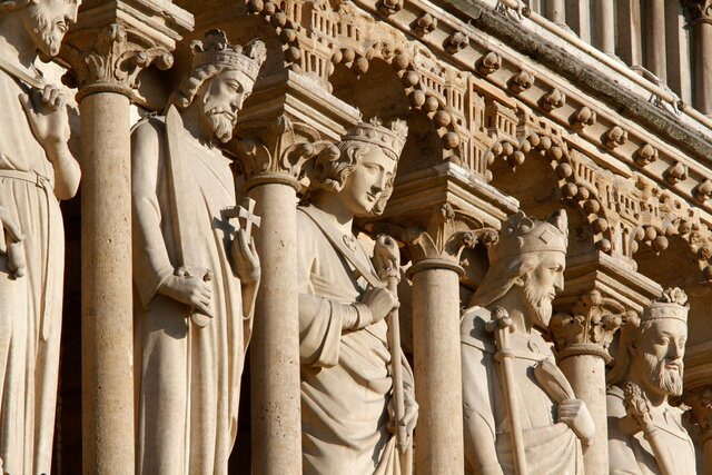 ارزشمندترین آثار کلیسای نوتردام چه بودند؟ (+عکس)