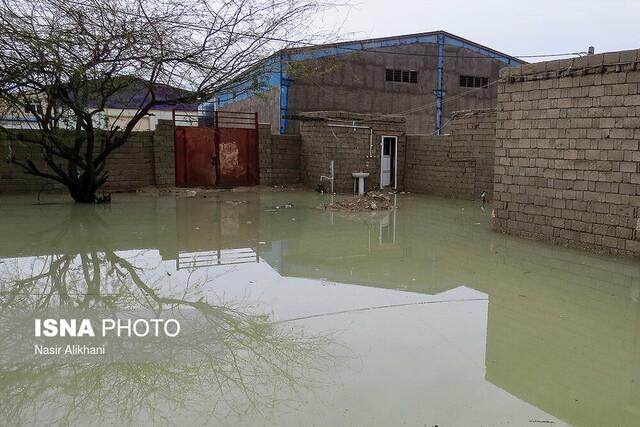خسارت سیل به ۱۴۱ روستا و شهر استان یزد