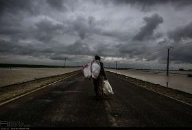 وزارت کار: احتمال مهاجرت سیل زدگان بیکار گلستان - 0
