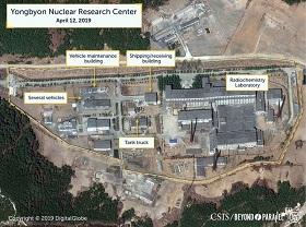 احتمال ازسرگیری فعالیتها در سایت اتمی کره شمالی - 0