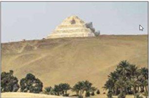 کشف مقبره ای زیبا در قاهره
