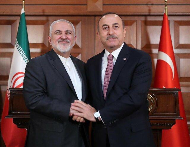 وزیر خارجه ترکیه: تحریمها تنها موجب آسیب رسیدن به مردم ایران میشود