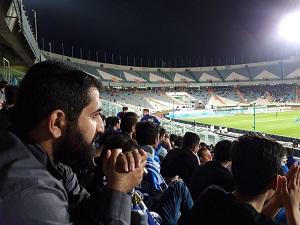 روایت امام جمعه اسالم از رفتن به ورزشگاه آزادی؛ از کشیدن گل تا شنیدن حرفهای رکیک (+عکس) - 0