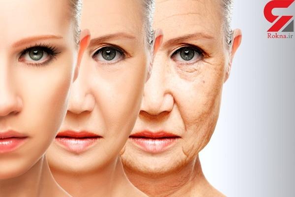 11 عادتی که عامل پیری ظاهرتان هستند