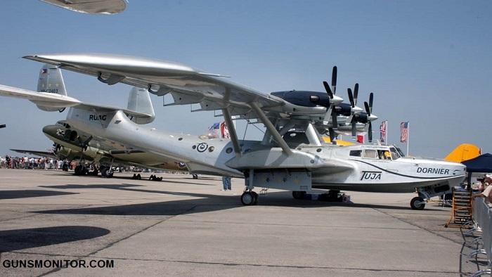دورنیه دو 24؛ قایق پرنده آلمانی!(+تصاویر)