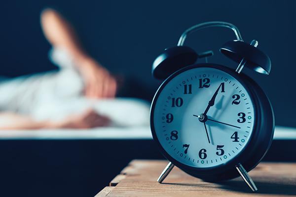 ملاتونین و اختلال خواب