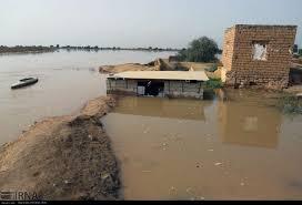 تهدید سیل برای 30 روستای جنوب خوزستان