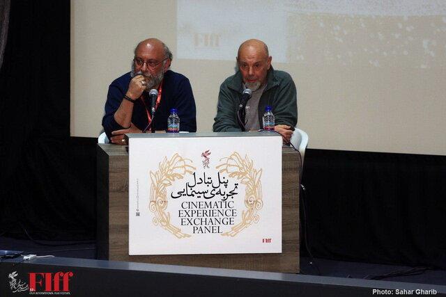 ناگفتههای از عباس کیارستمی و فیلمسازیاش به روایت فیلمبردار ایتالیایی
