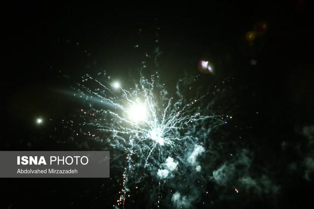همزمان با نیمه شعبان تهران غرق نور می شود