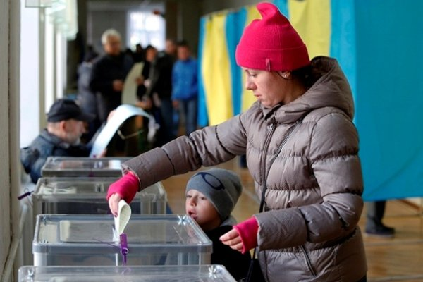 دُور دوم انتخابات ریاستجمهوری اوکراین، فردا