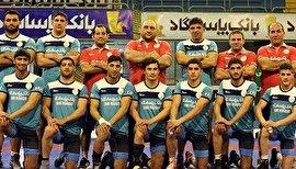 تیم ایران با 4 مدال طلا، 3 نقره و 2 برنز قهرمان شد