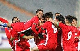 مسابقات فوتبال انتخابی المپیک 2020 / برتری 3 با گل مقابل یمن