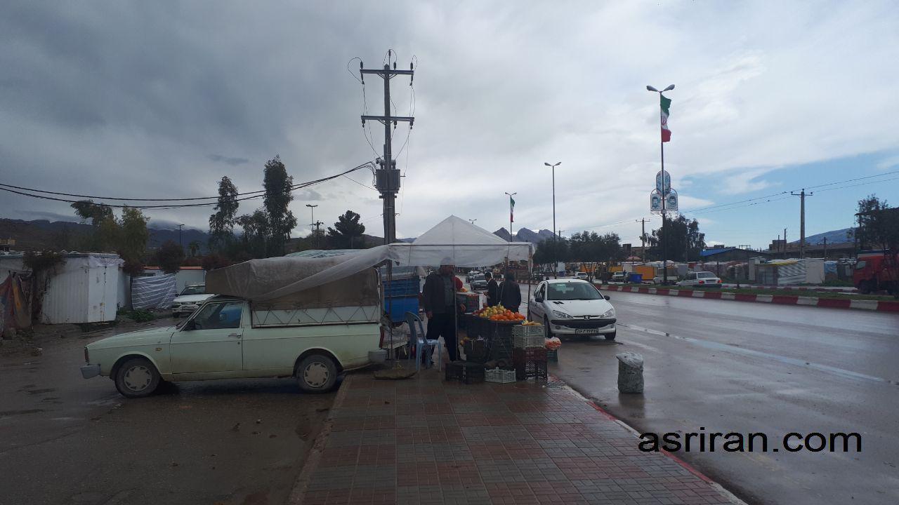 گزارش میدانی «عصر ایران» از زندگی و زمانه زلزلهزدگان سرپل ذهاب بعد از بارشهای سیلآسای اخیر؛ همنوایی شبانه گسل و سیل