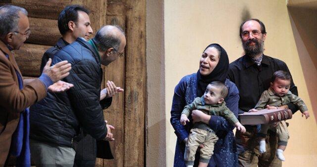 اختتامیه جشنواره قصه گویی و تجلیل از ایرج طهماسب