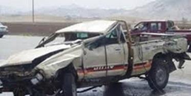 5 کشته در حادثه رانندگی محور سراوان در زاهدان