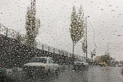 جمعه تهران بارانی است