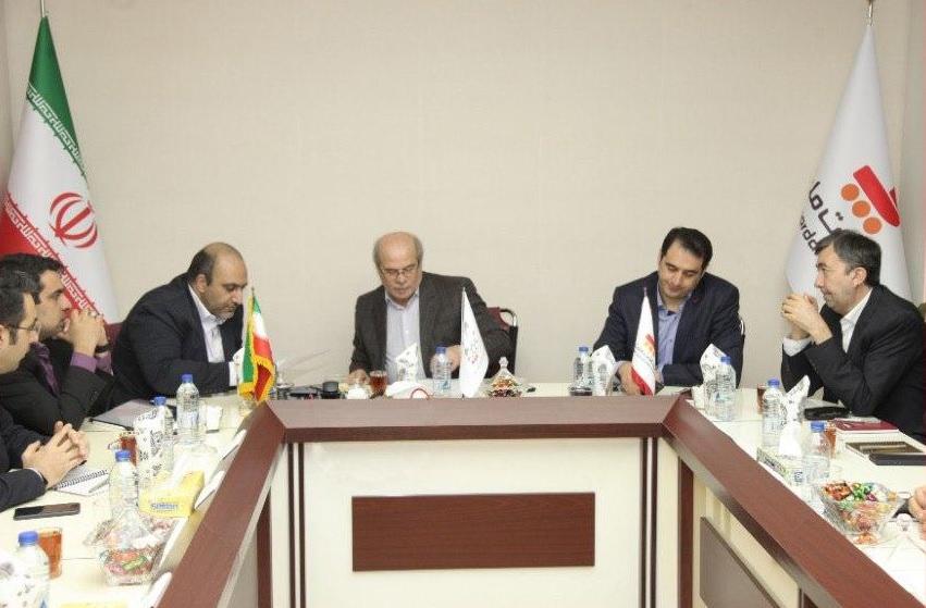 بازدید شهردار مشهد از شرکت بهپرداخت ملت