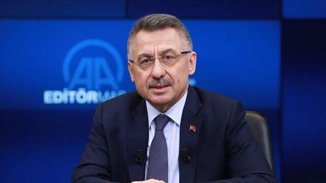 معاون اردوغان