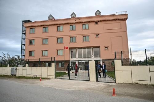 مدرسه اویغورهای چین در ترکیه