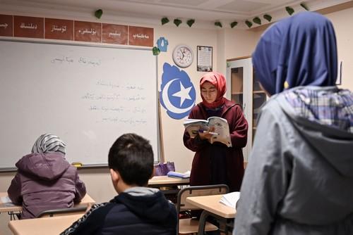 اویغورهای پناهجو در ترکیه