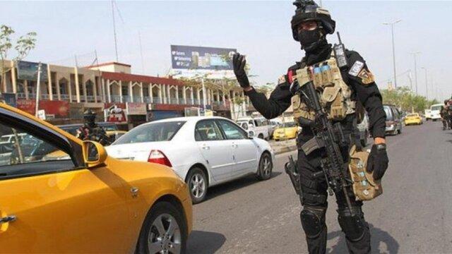تدابير امنيتي در بغداد