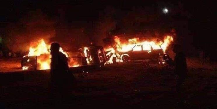 الحشدالشعبی: گروه پزشکی الحشد در شمال بغداد هدف قرار گرفت
