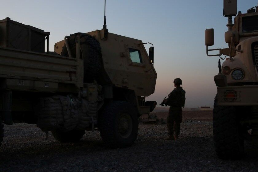 تکذیب حمله موشکی به پایگاه عین الاسد عراق