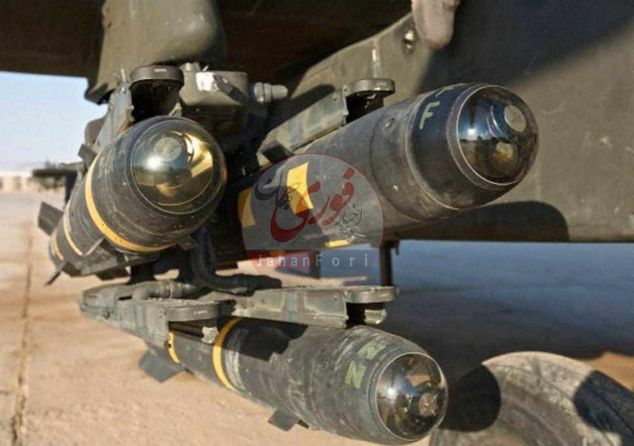 موشک و پهپادی که در عملیات ترور سردار سلیمانی استفاده شد (+عکس)