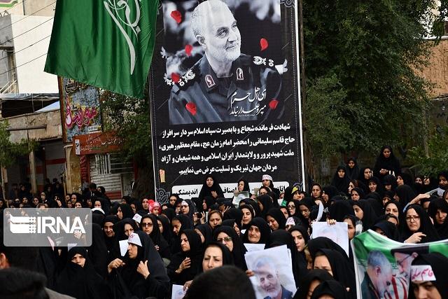 3 بزرگراه تهران در فهرست تغییر نام به شهید قاسم سلیمانی
