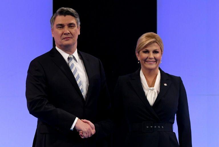دو کاندید نهایی ریاست جمهوری کرواسی