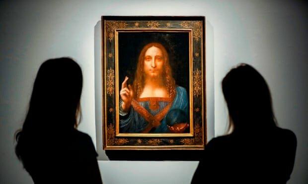 کشف یک راز دیگر از نقاشیهای «داوینچی»
