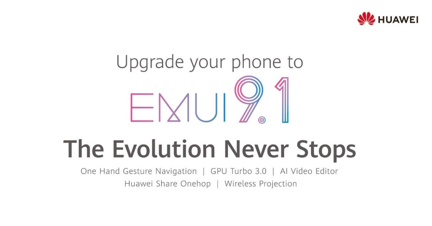 اضافه شدن سیستمفایل EROFS و فناوری GPU Turbo 3.0 به گوشی Y9 Prime 2019 Huawei