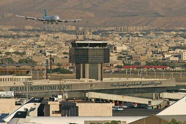اطلاعیه فرودگاه مهرآباد: مسافران ۲ساعت قبل از پرواز حضور یابند