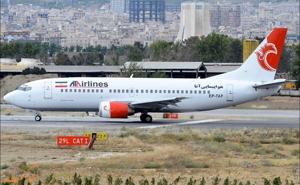 نقص فنی در پرواز تهران به اهواز باعث برگشت هواپیما به مهرآباد شد
