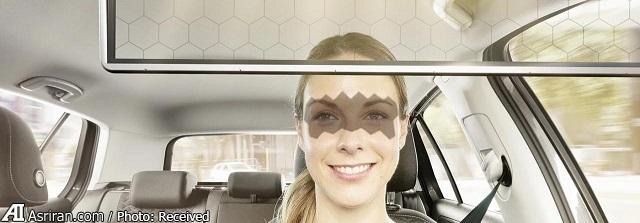 نمایشگاه CES و معرفی فناوری جدید بوش برای خودروها (+تصاویر)