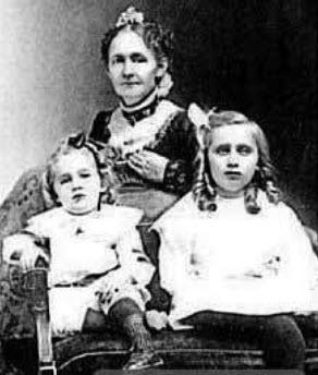 ازدواج مادربزرگ موسز
