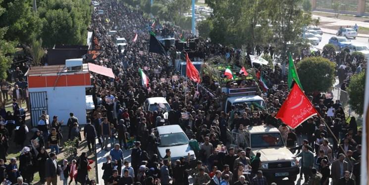 فوتیهای مراسم تشییع سردار سلیمانی به 40 نفر افزایش یافت