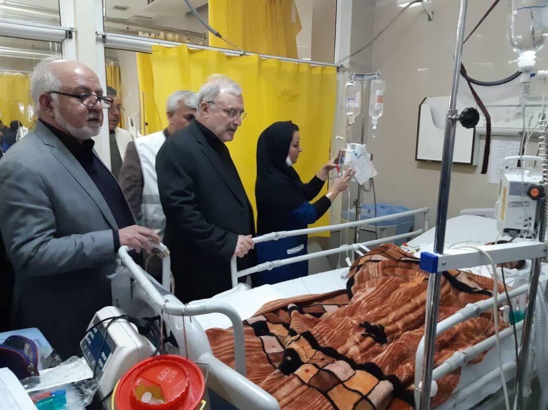 فوتیهای مراسم تشییع سردار سلیمانی به 40 نفر افزایش یافت/ 200 نفر مصدوم شدند