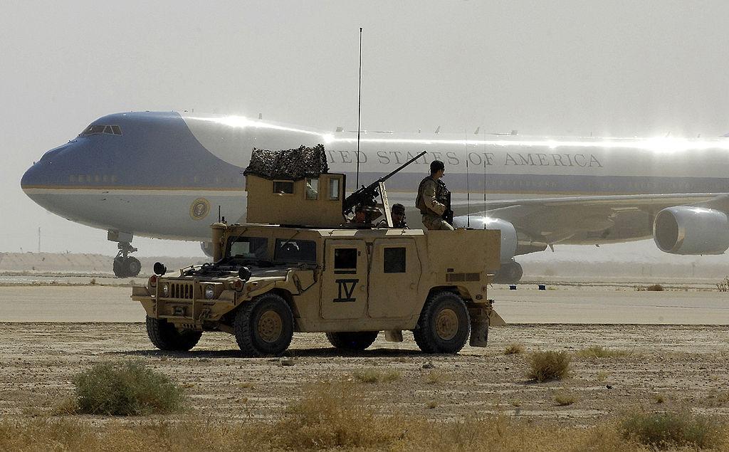 ايران به اين پايگاه آمريكا در عراق حمله كرد (+عكس)