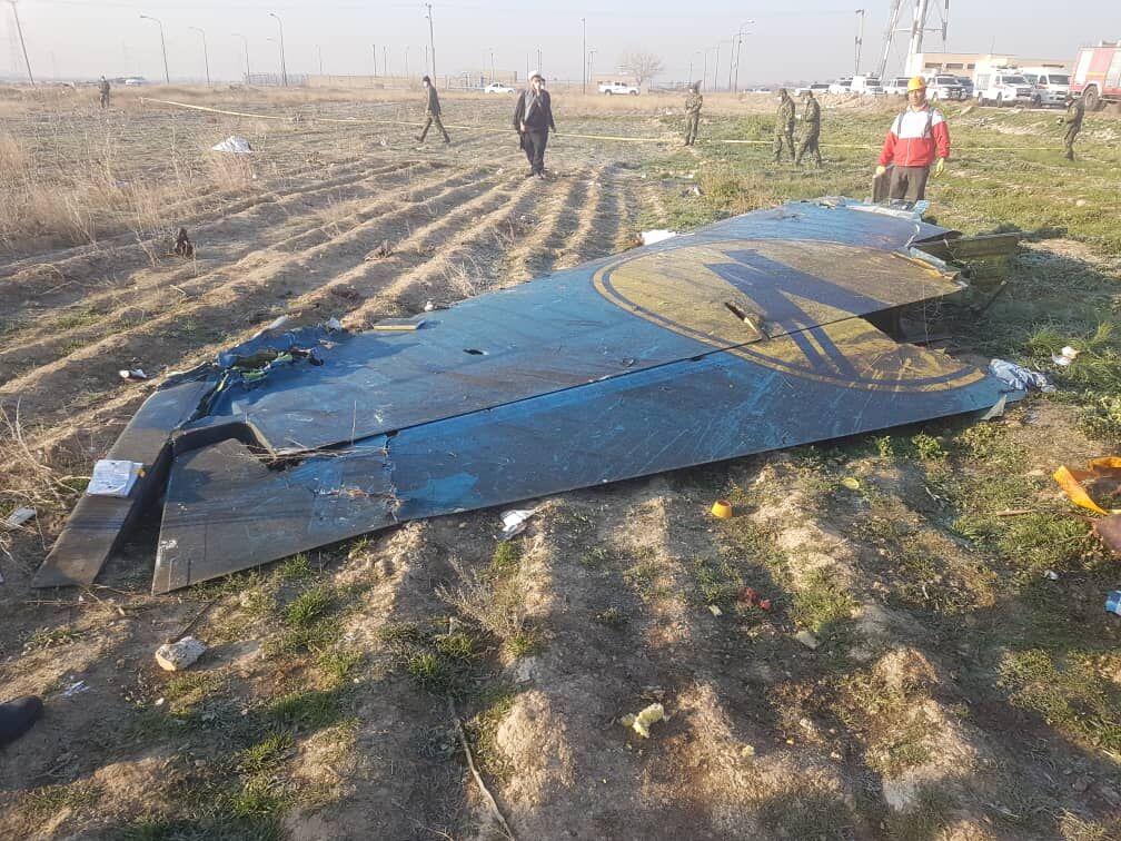 آتش سوزی موتور علت سقوط هواپیمای اوکراینی اعلام شد