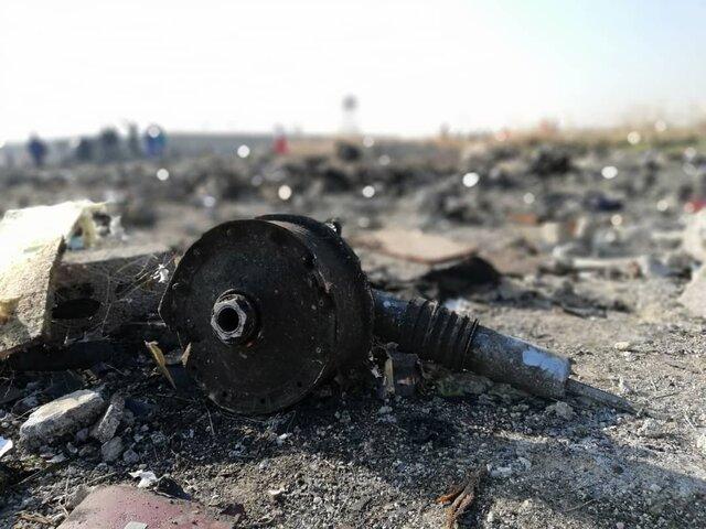سفارت اوکراین: سقوط هواپیما تروریستی نبود