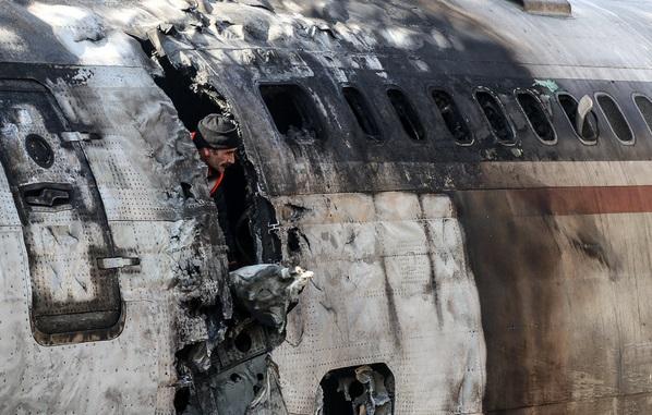 دومین جعبه سیاه هواپیمای بویینگ 737 پیدا شد