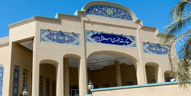 اسکای نیوز مدعی شد: حمله به خودروی سفارت ایران در بغداد