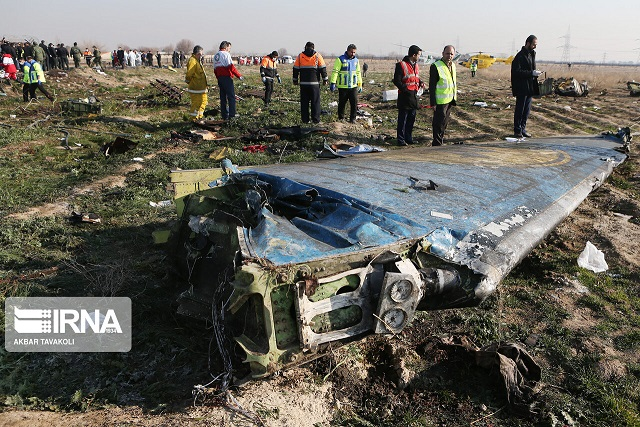 تیم اوکراینی بررسی سانحه پرواز ۷۵۲ وارد تهران شد