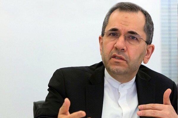 نماینده ایران در سازمان ملل: ویزا ندادن به ظریف نقض توافق بین سازمان ملل و آمریکاست