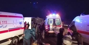 دادستان سوادکوه مسؤول بررسی حادثه سقوط اتوبوس شد