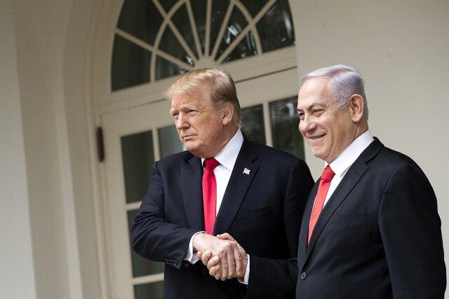 گفتوگوی تلفنی ترامپ و نتانیاهو درباره اوضاع منطقه