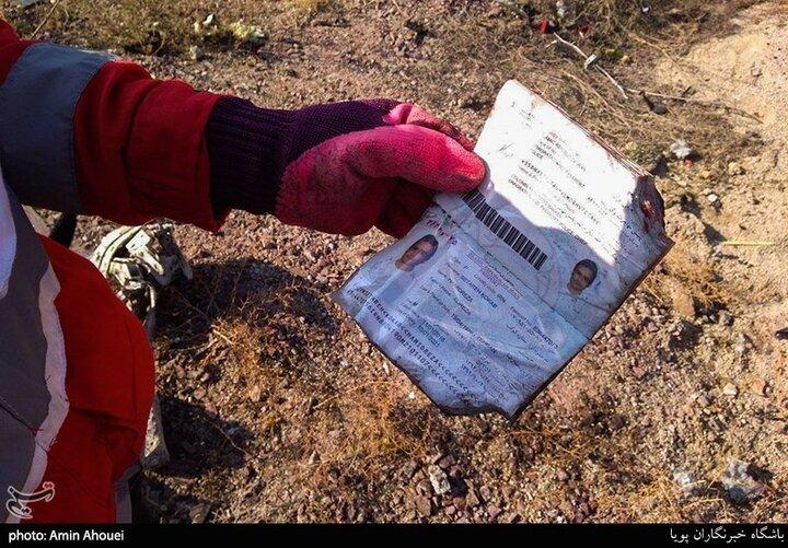 مسافرین پرواز مرگ اوکراین + جزئیات و عکس