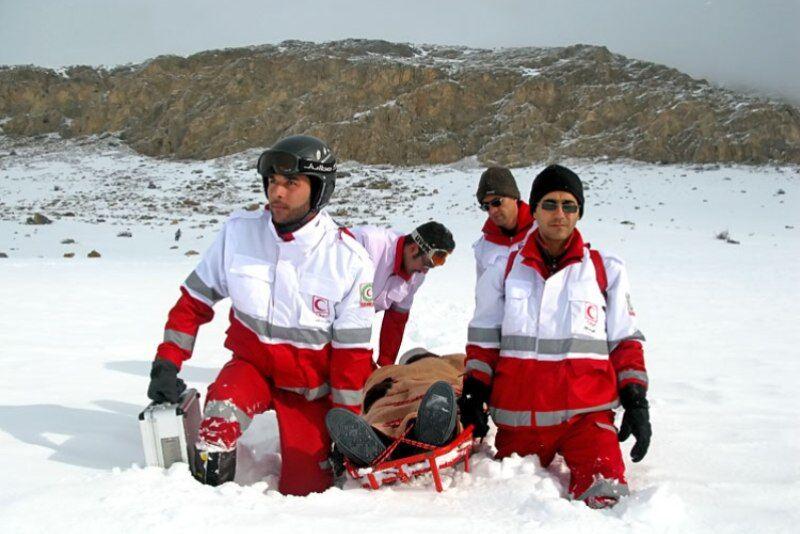مرگ 2 کوهنورد در ارتفاعات تفتان زاهدان