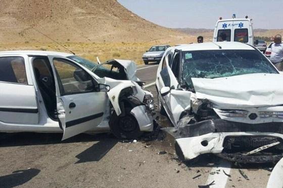 6 کشته در حادثه رانندگی در رشتخوار خراسان رضوی